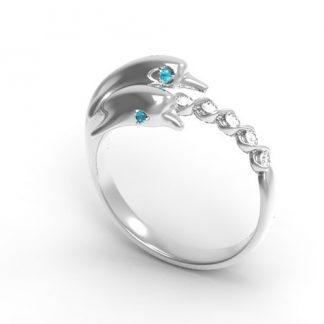 Серебряное кольцо (из серебра) купить в Екатеринбурге и Челябинске ... 70d71556be5