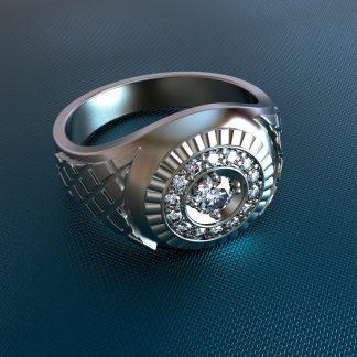 Серебряные перстни